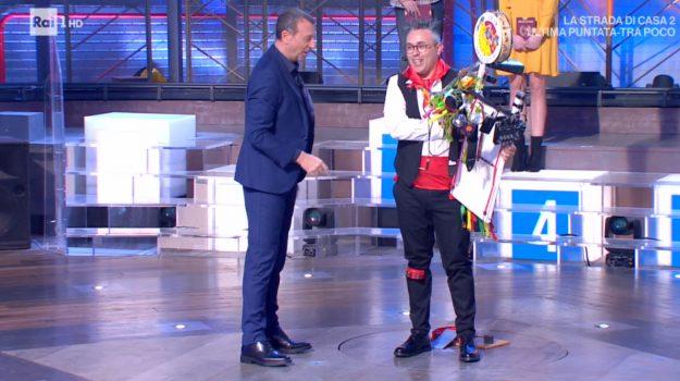 tv, Massimo Garaffa, Ragusa, Società