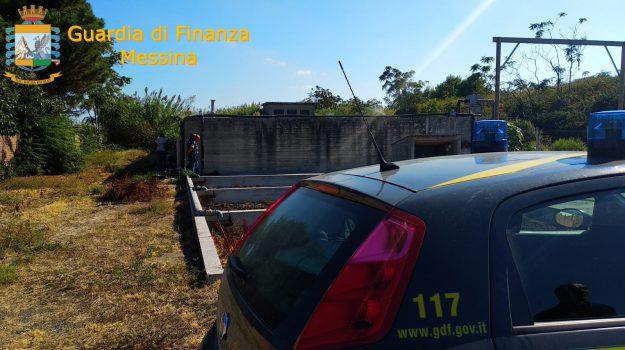 Barcellona Pozzo di Gotto, guardia di finanza, Messina, Cronaca