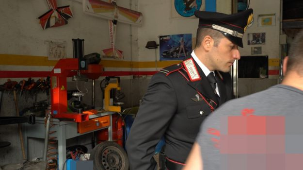 carabinieri, reddito di cittadinanza, Palermo, Cronaca