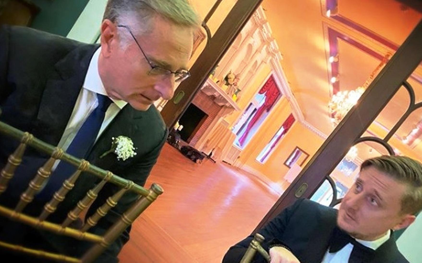 Paolo Bonolis Parla Del Figlio Stefano Ho Rinunciato A Lui Per La Carriera Giornale Di Sicilia