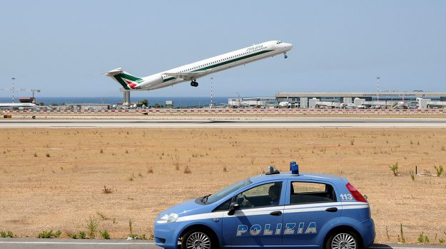 aeroporti, Palermo, Cronaca