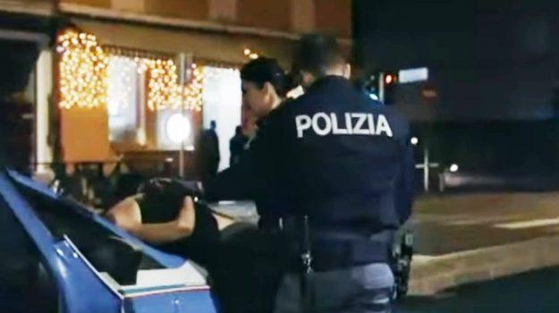 Polizia stradale, Caltanissetta, Cronaca