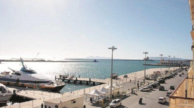 porto di trapani, Mimmo Turano, Trapani, Economia