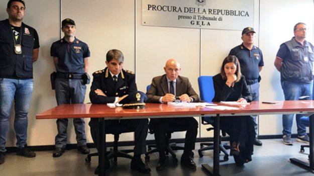 droga, Gela, Salvatore Curvà, Caltanissetta, Cronaca