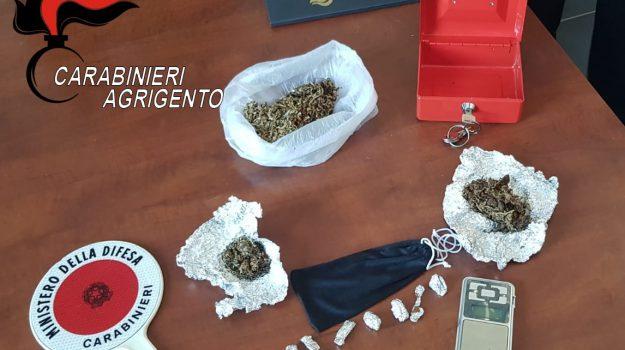droga, porto empedocle, Agrigento, Cronaca