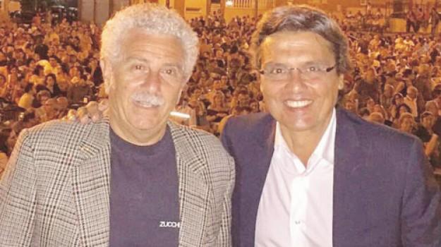 Enrico Guarneri, Salvo La Rosa, Catania, Società