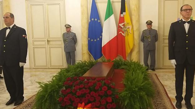 disastro aereo, funerali, sebastiano tusa, Palermo, Cronaca