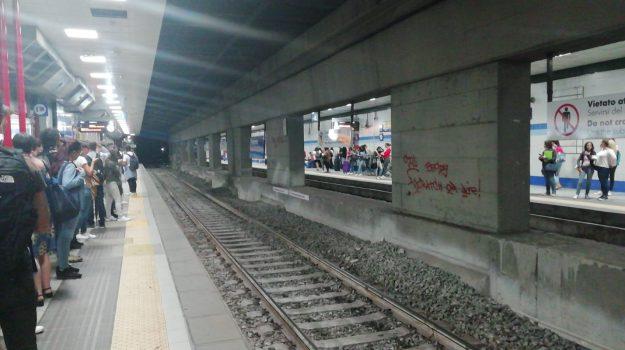 punta raisi, treni, Palermo, Cronaca
