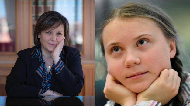 clima, mafia, Greta Thunberg, Piera Aiello, Sicilia, Mondo