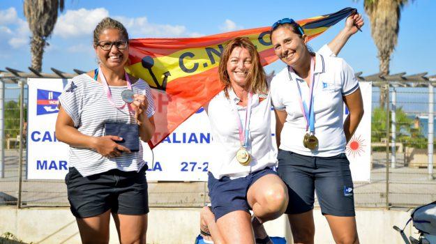 canottaggio, Alice Grassi, Palermo, Sport