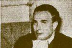Nicosia, 59 anni fa l'omicidio del magistrato Giannola