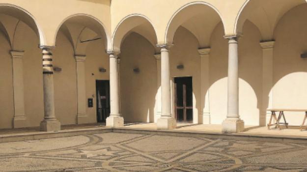 beni culturali, Dario Safina, Rosalia D'Alì, Trapani, Cultura