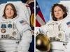 Christina Koch e Jessica Meir, le astronaute della prima passeggiata spaziale al femminile (fonte: NASA)