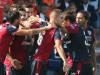 La Samp ferma la Roma, Nainggolan lancia il Cagliari