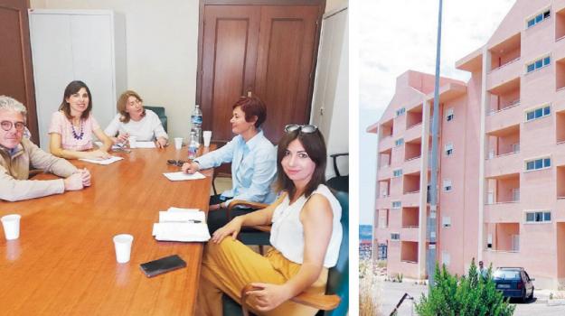 case popolari, Agrigento, Economia