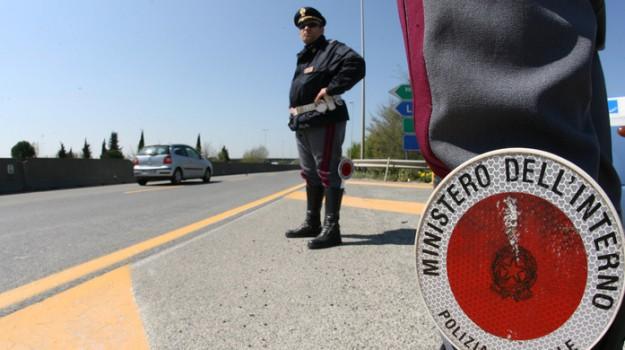 Polizia stradale, Palermo, Cronaca