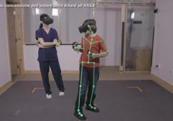 Effetti speciali da Oscar per curare i disagi motori nei bambini Presentato a Roma il videogioco-terapeutico ideato da John Attard per aiutare i piccoli affetti da autismo - Ansa