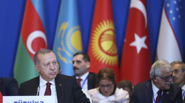 Siria, Turchia, Recep Tayyip Erdogan, Vladimir Putin, Sicilia, Mondo