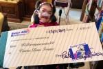 La generosità della dolce Federica: donato il premio alla ricerca