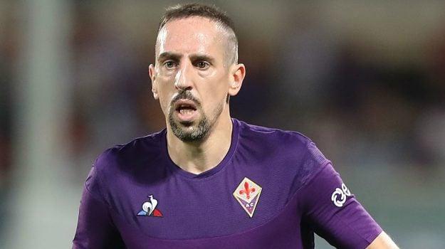 Fiorentina, lazio, Franck Ribery, Sicilia, Calcio