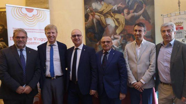 eventi, Beppe Vessicchio, Agrigento, Società
