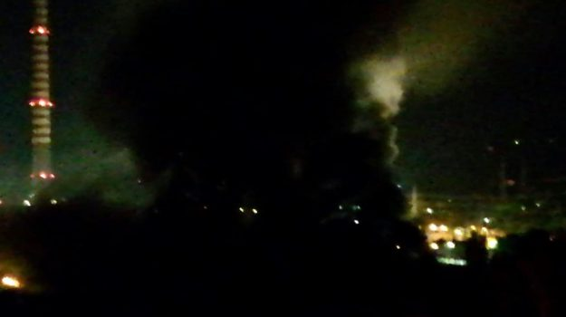 incendi, termini imerese, Palermo, Cronaca