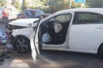 Incidente a Messina, 5 feriti tra cui un minore