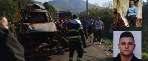 Incidente tra Belmonte e Misilmeri, due minorenni morti bruciati: arrestato il conducente dell'auto
