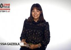#ioleggoperché. Tre libri suggeriti da Alessia Gazzola Torna #ioleggoperché: dal 19 al 27 ottobre entrate in una delle tantissime librerie convenzionate e donate uno o più libri a una biblioteca scolastica - CorriereTV
