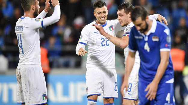 Euro 2020, L', nazionale, Sicilia, Calcio