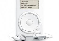 L'iPod diventa maggiorenne Diciotto anni fa venne presentata e messa sul mercato l'invenzione destinata a rivoluzionare la fruizione della musica - Ansa