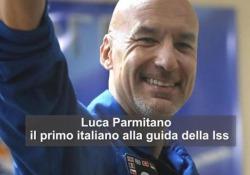 Luca Parmitano, il primo italiano alla guida della Stazione spaziale internazionale  L'astronauta siciliano sostituirà il collega russo Ovchinin. Parmitano sarà impegnato in numerosi esperimenti e interverrà in prima persona per aggiustare l'Alpha Magnetic Spectrometer (Ams), un rilevatore di ...