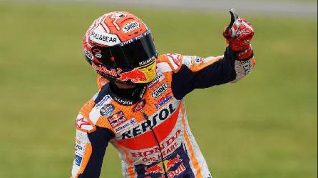 Moto, Marc Marquez, Sicilia, Sport