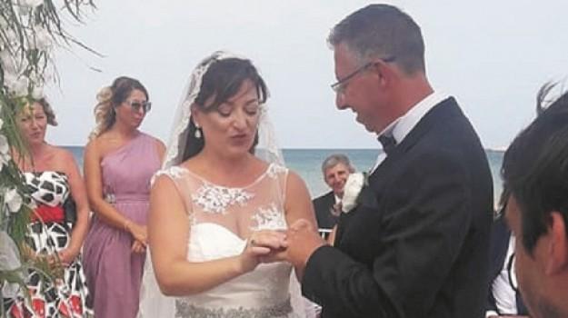 Balestrate, matrimonio, Palermo, Cronaca