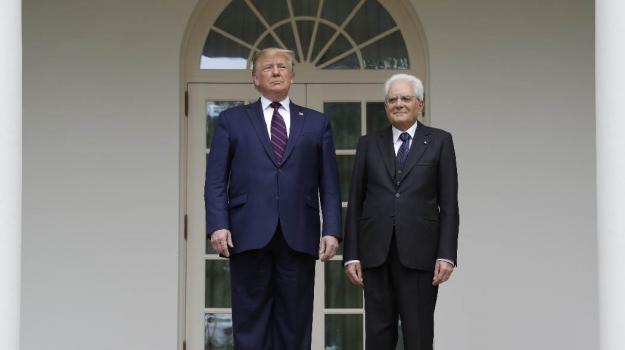 dazi, Donald Trump, Sergio Mattarella, Sicilia, Mondo