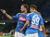 Doppio Milik, il Napoli batte il Verona e torna a vincere