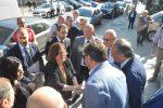 Il ministro Nunzia Catalfo a Messina