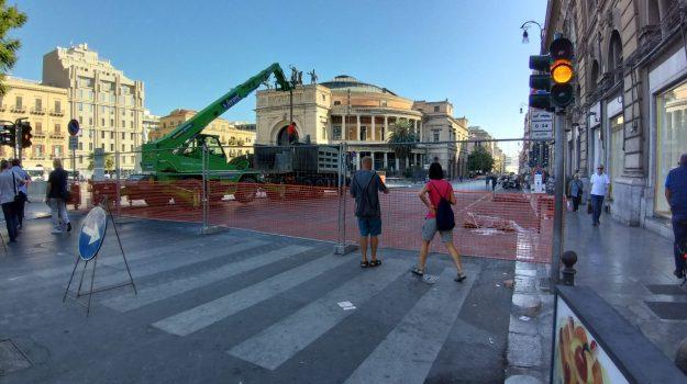 anello ferroviario, TRAFFICO, Palermo, Cronaca