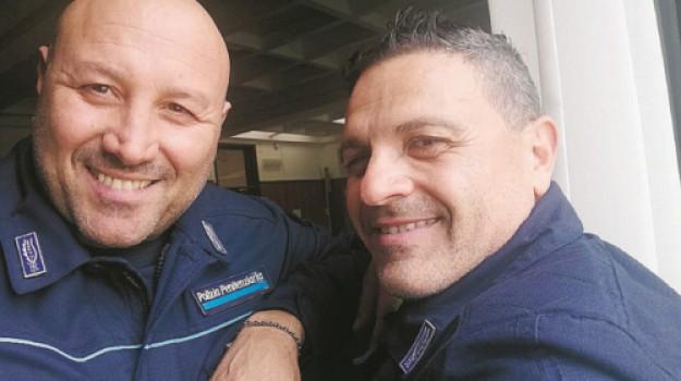 polizia penitenziaria, Giuseppe Mirabile, Tony Noto, Trapani, Cronaca