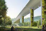 Ponte Morandi, dall'università Catania le piante per abbattere i livelli Co2