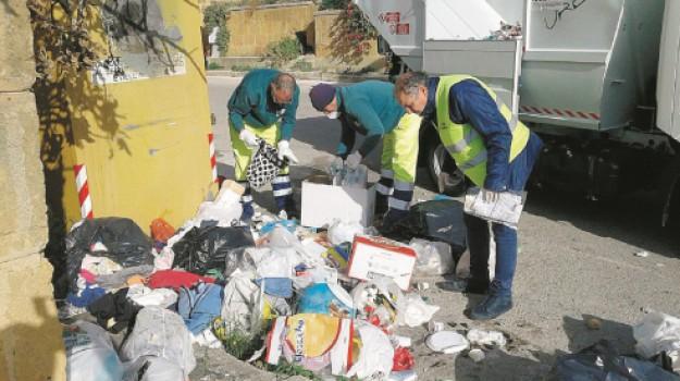 multe, rifiuti, Agrigento, Cronaca