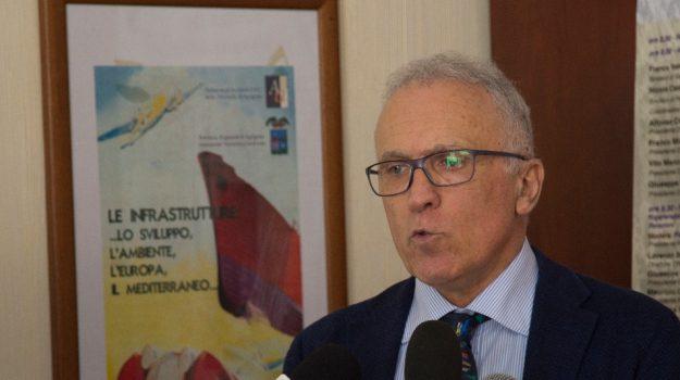 infrastrutture, Rino La Mendola, Agrigento, Economia
