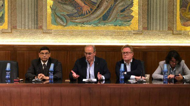 aeroporti, Birgi, Salvatore Ombra, Trapani, Economia