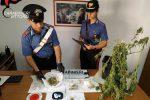 Nascondeva la droga sul balcone di casa: arrestato pusher 24enne a Scoglitti