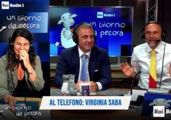 Virginia Saba: «Per il compleanno il mio fidanzato Di Maio mi ha fatto una sorpresa...» La fidanzata del leader 5S a «Un Giorno da Pecora» su Rai Radio 1 - Corriere Tv