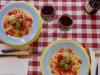 Pomodori San Marzano e vino rosso, cibi dalle proprietà salutari