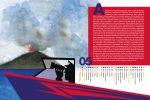 Carabinieri, presentato il calendario 2020: mese di maggio dedicato allo Stromboli