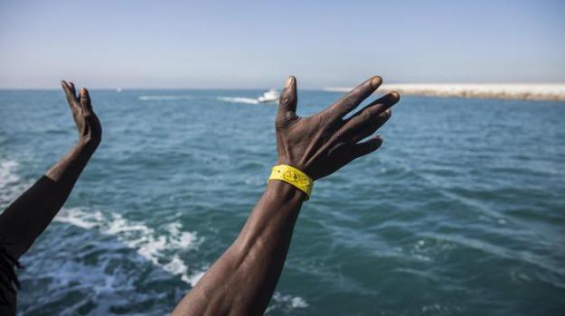 migranti, ribera, Agrigento, Cronaca