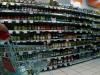 Boom dei prodotti in vetro negli scaffali dei supermercati