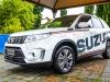 Una Suzuki Vitara speciale per i campioni del ciclismo